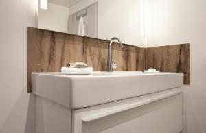 Waschbecken-Auflagenmodul