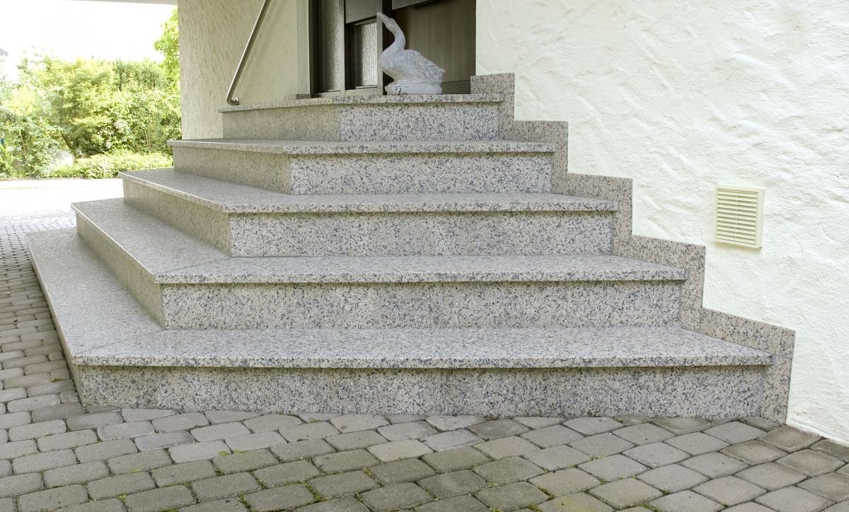 Treppen » Natursteine Hirneise